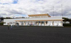 New Passenger Terminal Building, Kenora Airport